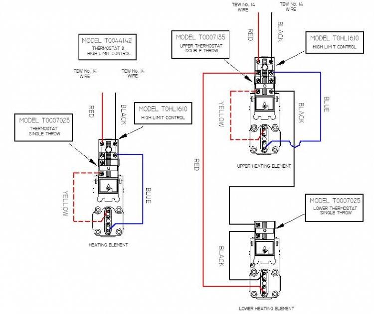 Giant Water Heater Wiring 120v 0r 240v