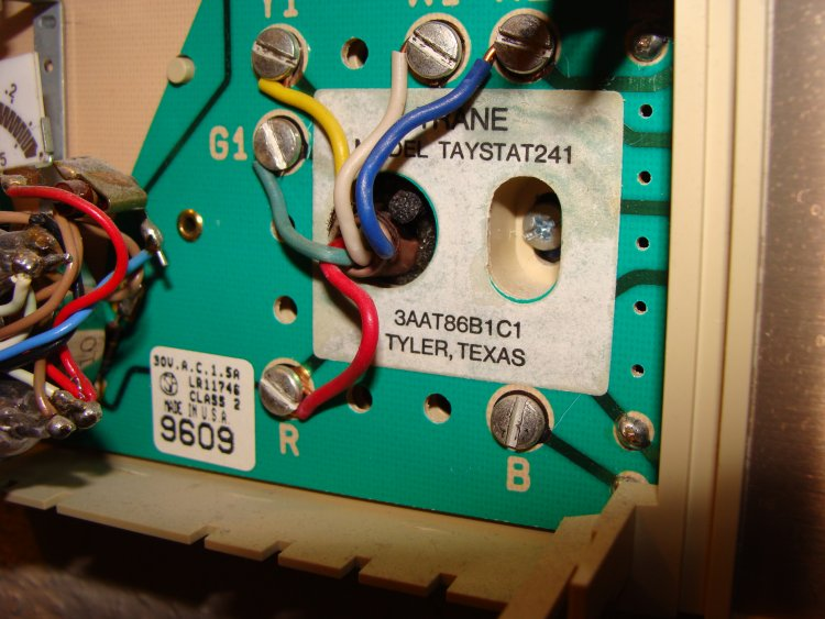Programmable Thermostat To Replace Taystat241