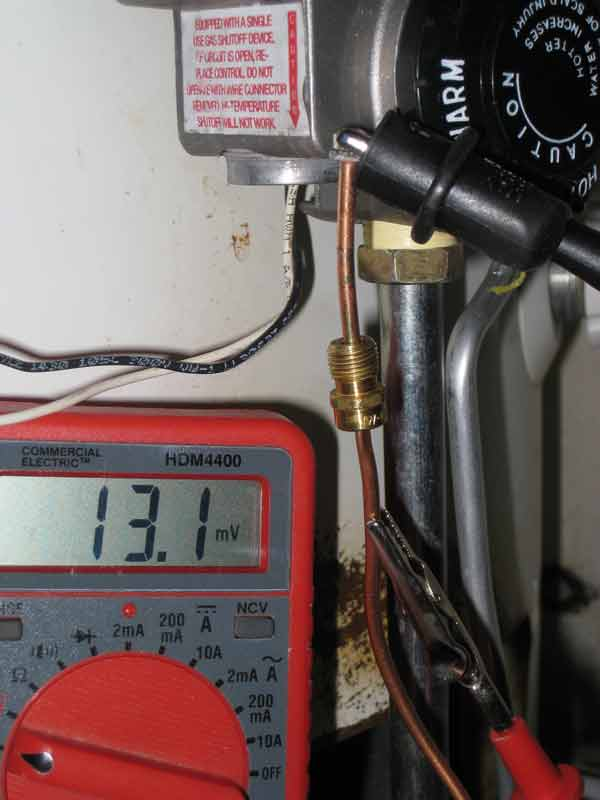 Water Heater Pilot Light Won't Stay Lit « LeVahn Brothers