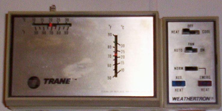 Choosing A Thermostat