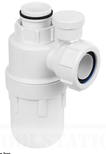 floplast antivac bottle trap any secrets - Kitchen Sink U Bend