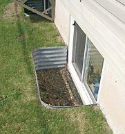 basement window wells concrete window causing basement flooding vinyl home depot windows drains house remodeling decorating construction energy use kitchen bathroom bedroom drains