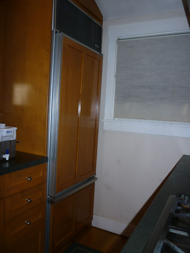 Sub Zero Appliances >> Sub_Zero 511 ice buildup