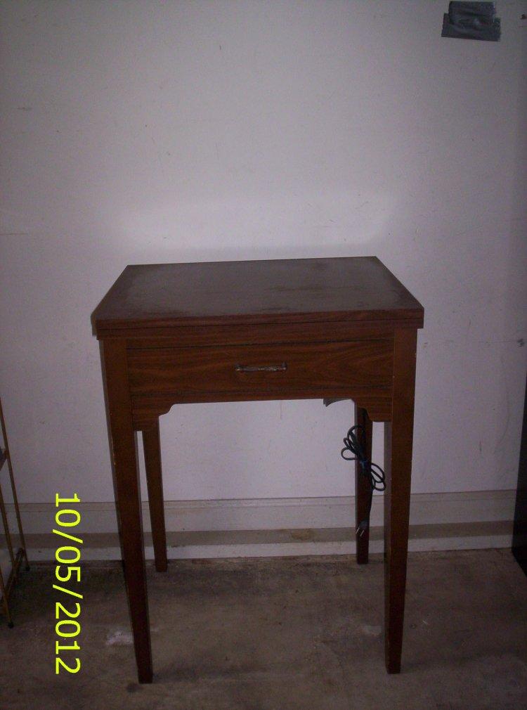 kingston sewing machine vintage