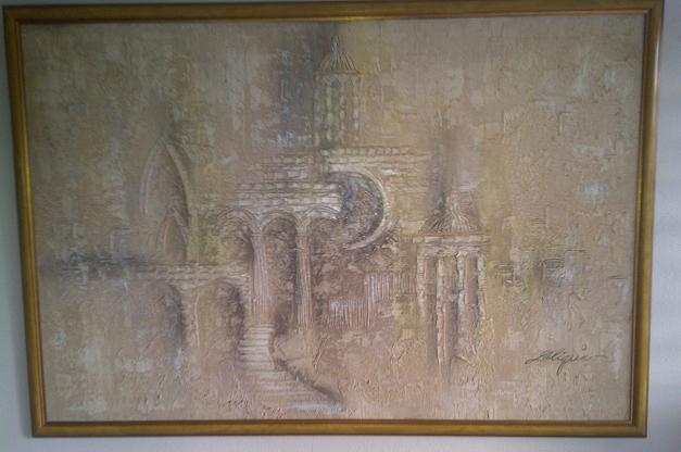 Have You Had An Idea Of The Value Of A Lalique Oil Painting