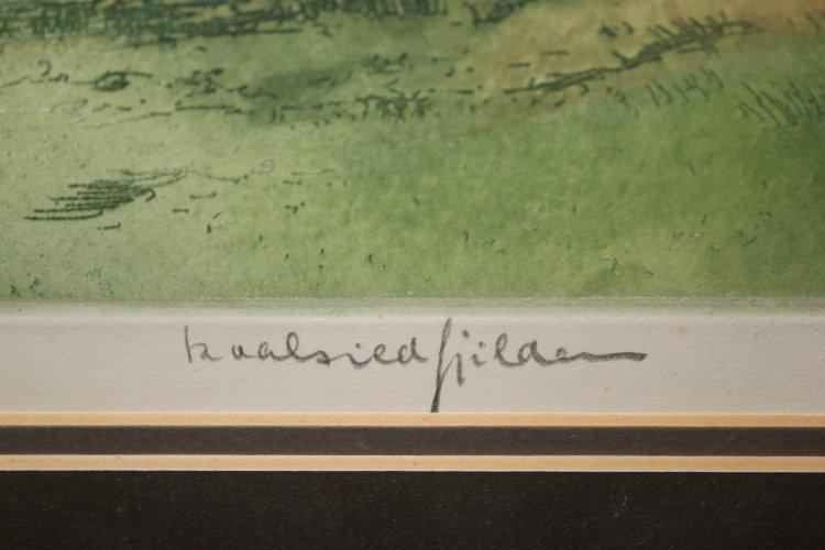 Identify a Russian or Scandinavian artist signature
