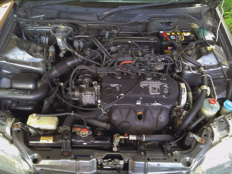 Where Is The Fuel Filter Located On A 1993 Honda Civic