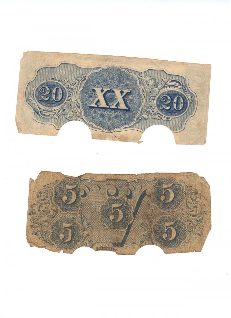 paper money value Individuals could take their paper notes to the bank to redeem them for gold and  silver coins with intrinsic value paper money was only good so long as people.