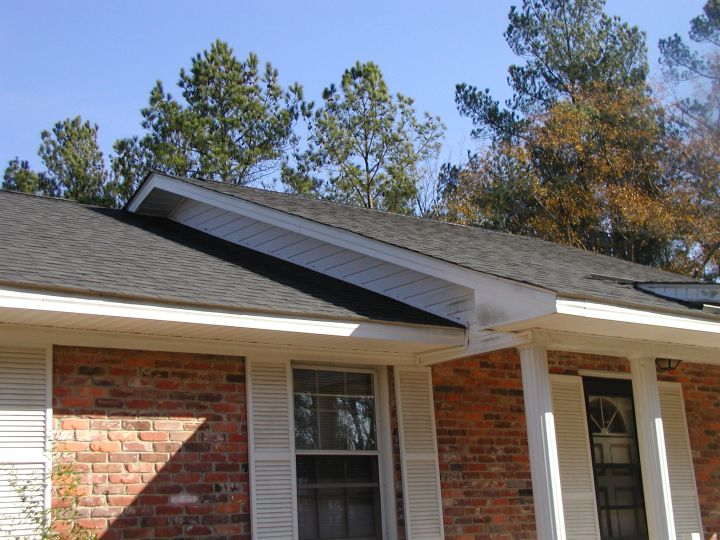 Gres: Garden shed roof construction