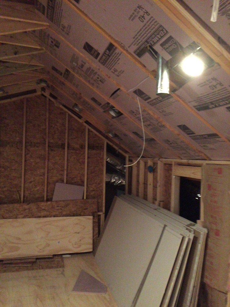 Ceiling Insulation With R 4