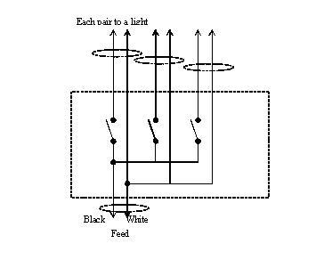 Gang Way Switch Wiring Diagram Uk on
