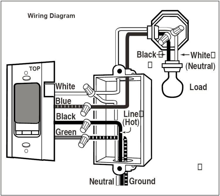hubbell motion sensor wiring diagram  hubbell  free engine
