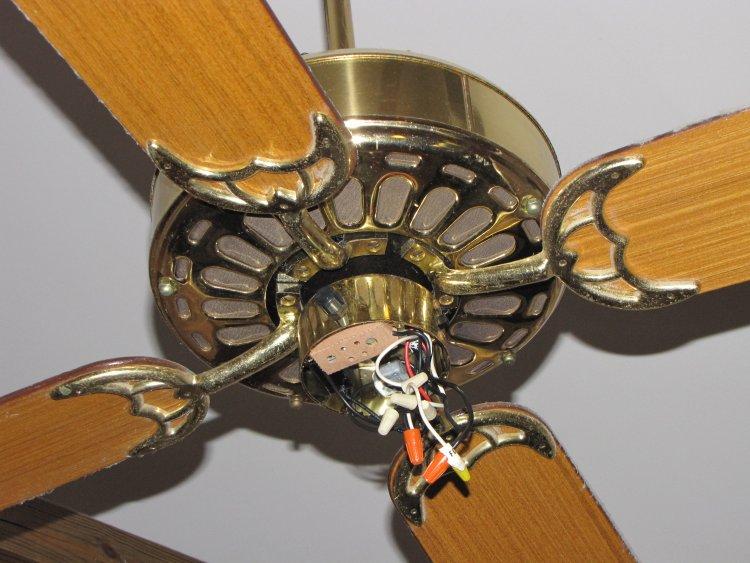 Installing A Ceiling Fan Light Kit Page 2