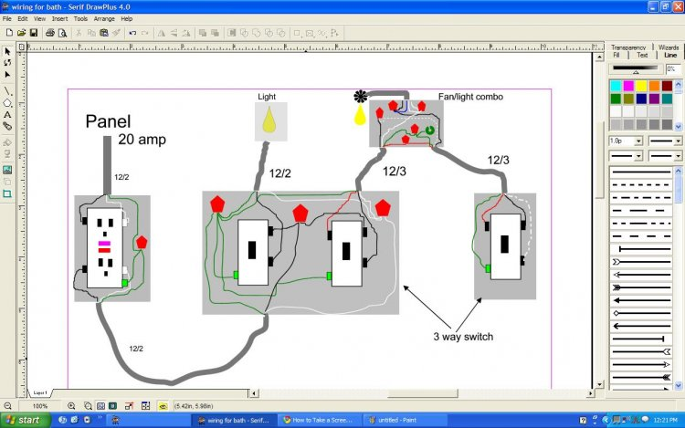 How does this wiring diagram look to you?