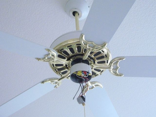 replace 5 wire ceiling fan switch