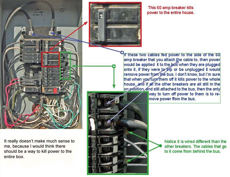 how to change a breaker in a panel box