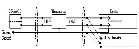 Fan Limit Switch Installation Wiring likewise Hvac Blower Motor Wiring Diagram together with Heater Symbol Wiring Diagram moreover 110 Volt Wiring Diagrams likewise Contactor And Photocell Wiring Diagram. on wiring diagram for 220 volt thermostat