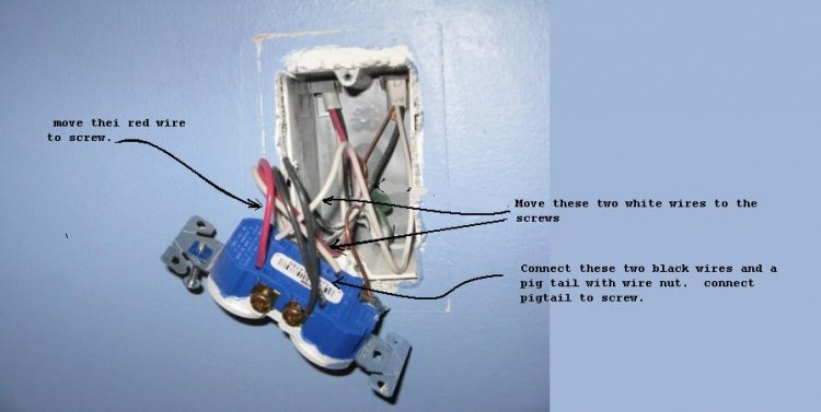 Light Switch Outlet Wiring Nilzanet – Wiring Diagram Light Switch Outlet