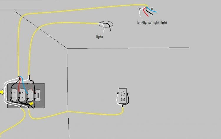 how to wire a single pole light switch diagram wiring diagram three way switch diagram for controlling a light from multiple