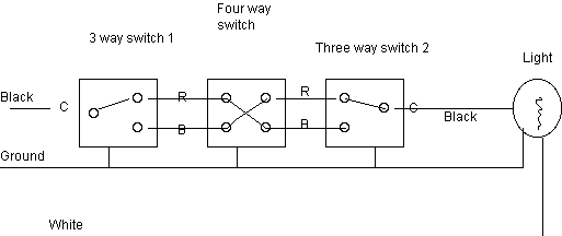 Intermediate switch diagram introduction to electrical wiring intermediate switch wiring diagram nz 28 images 3 way switch rh keosev com intermediate switch wiring cheapraybanclubmaster Gallery