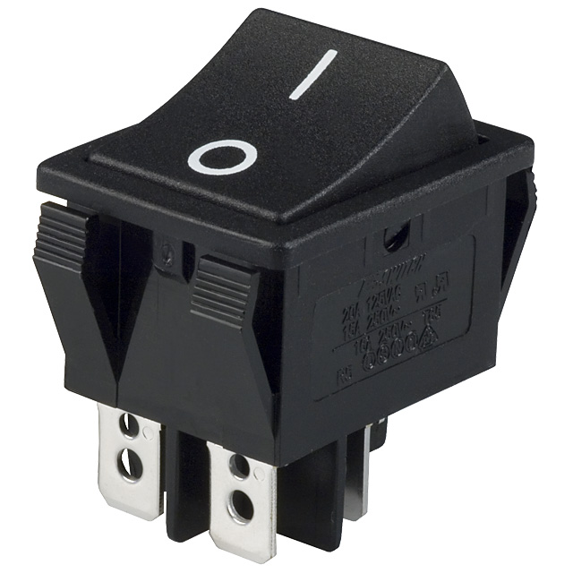 how to re connect a dpst rocker switch
