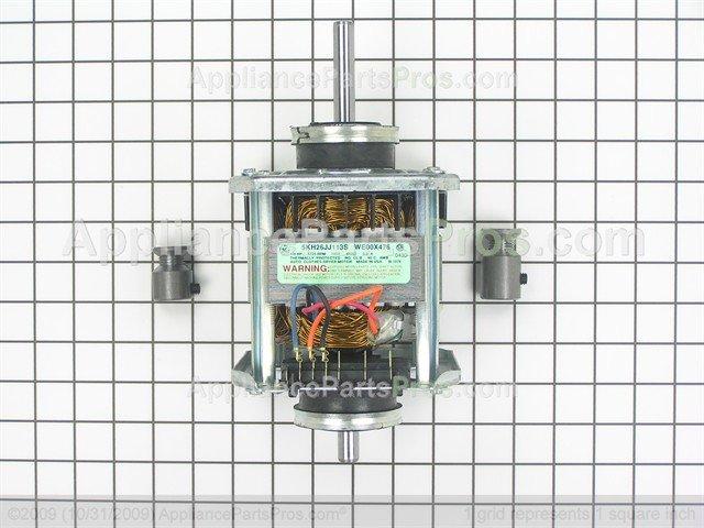 Ge 1  4 Hp Motor 5kh26jj113s Weoox476 Wiring Diagram