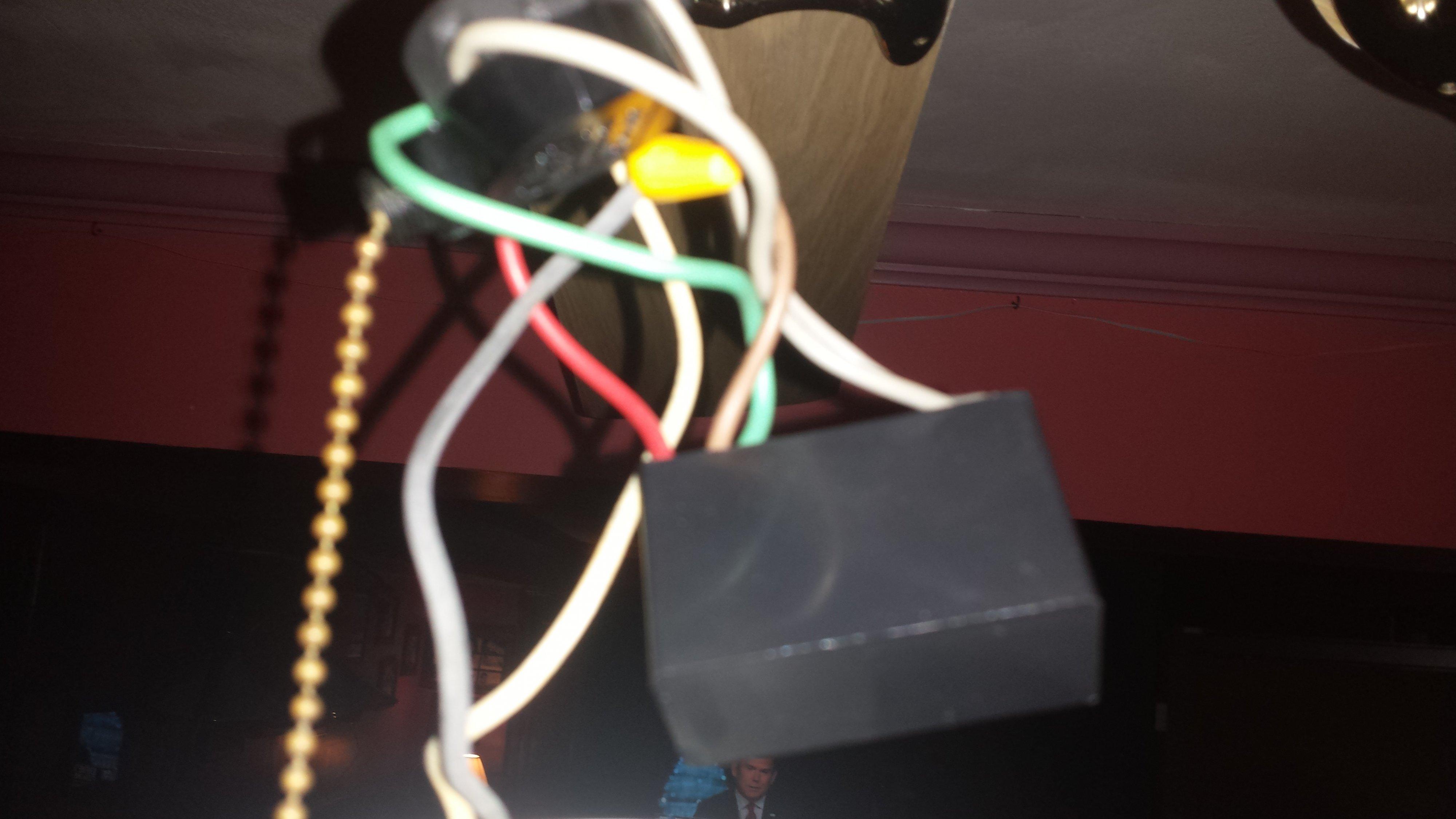 Wattage Limiter For Hunter Ceiling Fan