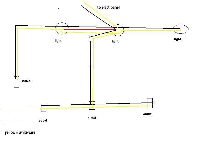 wiring diagram two lights one switch wiring image wiring diagram for multiple lights on one switch uk jodebal com on wiring diagram two lights