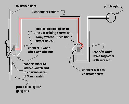 Multiple Light Switch Wiring Diagrams Further How To Wire Light Wiring