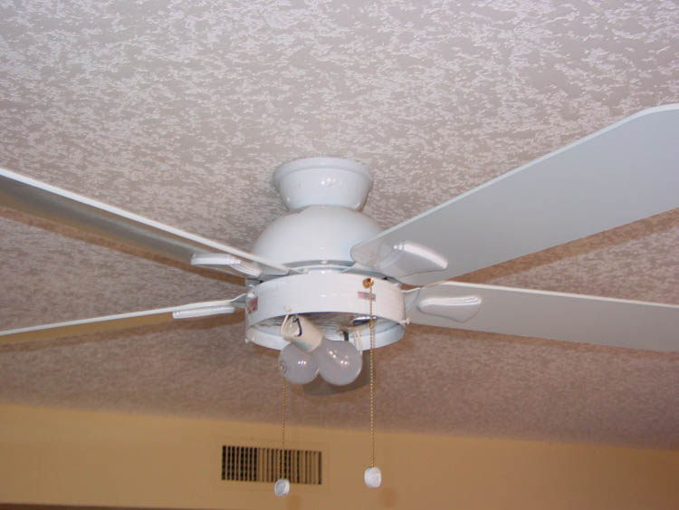 Hampton Bay Ceiling Fan Removal