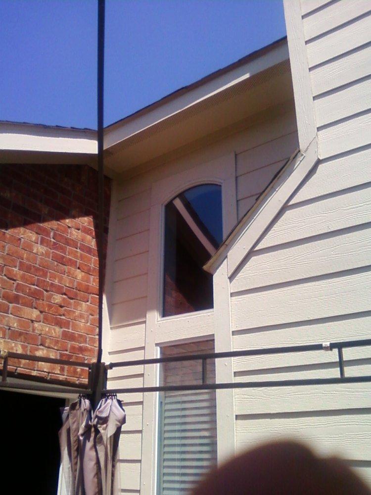 Gutter Installation Design Problem