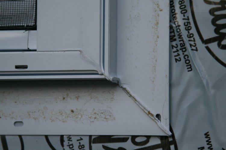 Exterior Windows Trimming