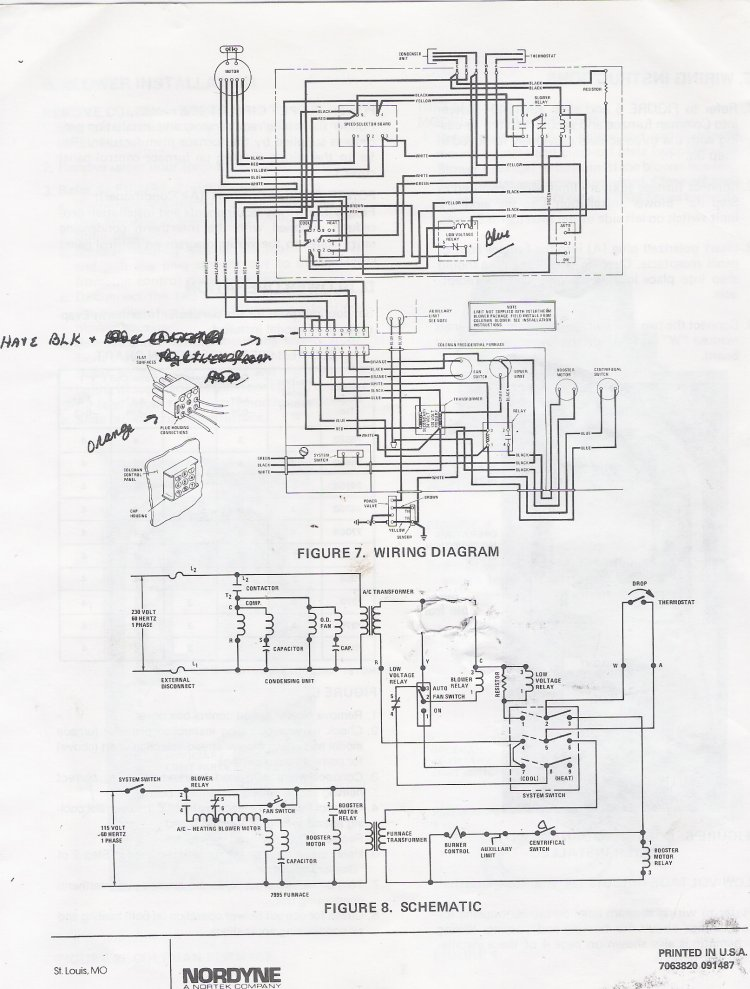 fort Maker Furnace Wiring Diagram in addition Nordyne E2eb 015hb Thermostat Wiring Diagram additionally Blower Door Interlock Switch likewise Coleman Furnace Relay Fan 268575 furthermore 7975a856 Coleman Gas Furnace Parts. on intertherm furnace wiring diagram