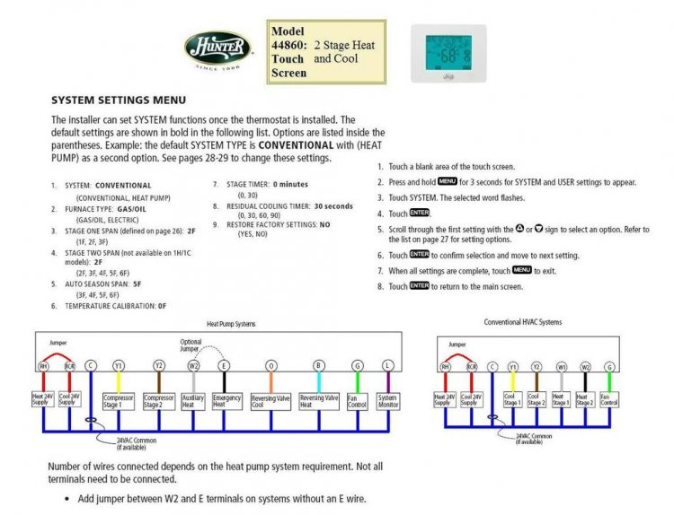 Wiring Diagram For Ac Thermostat from www.askmehelpdesk.com