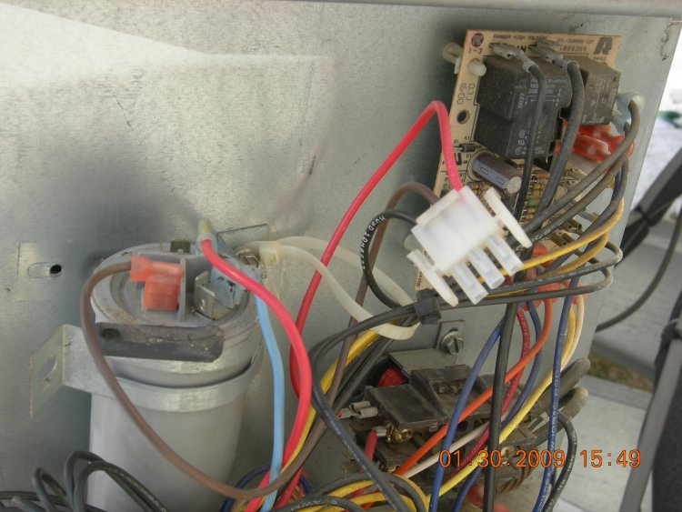 watch more like outside ac fan motor wiring heat pump wiring diagram on outside a c condenser unit wiring diagram