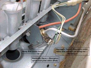 Flame sensor day and night 394 gas furnace
