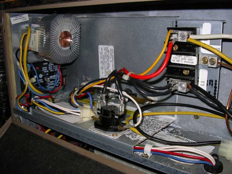 Air Conditioning Wiring Diagram On Dual Fuel Furnace Wiring Diagram
