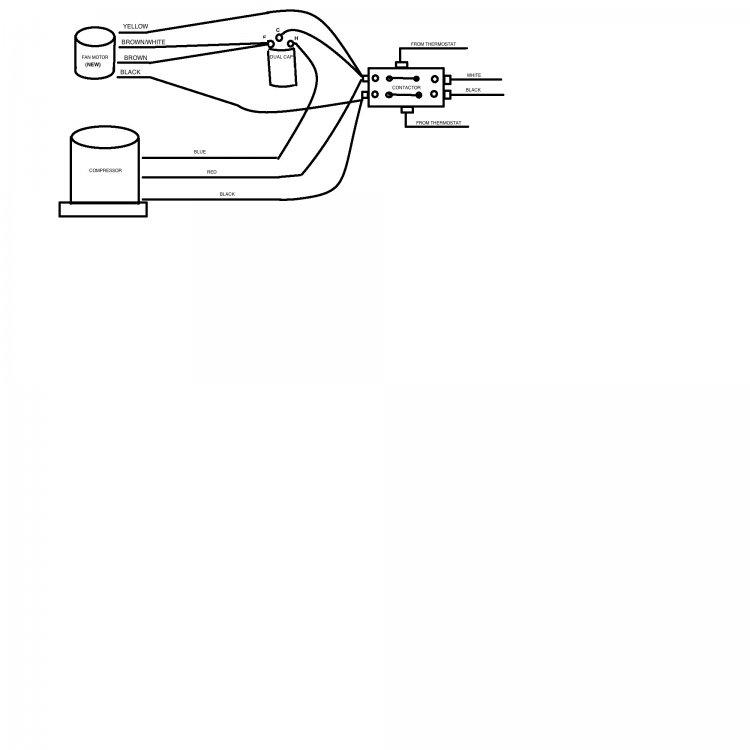 Ac Fan Motor Wiring Diagram Nilzanet – Ac Fan Motor Wiring Diagram