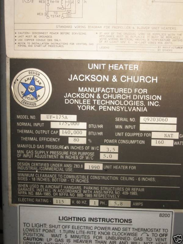 Wiring Diagram For A Gas Furnace