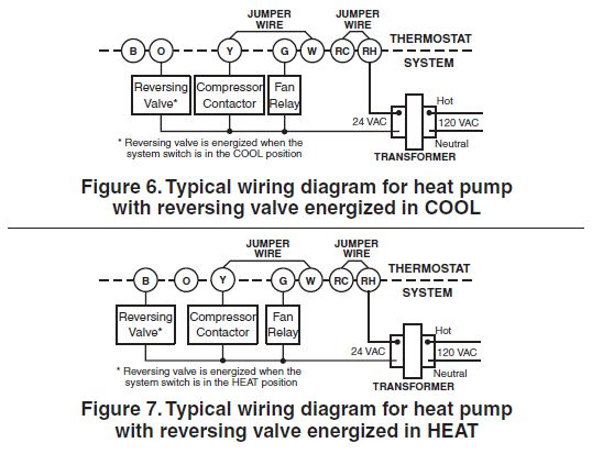 Wiring Diagram Air Conditioner Thermostat : Replacing carrier thermostat  with honeywell