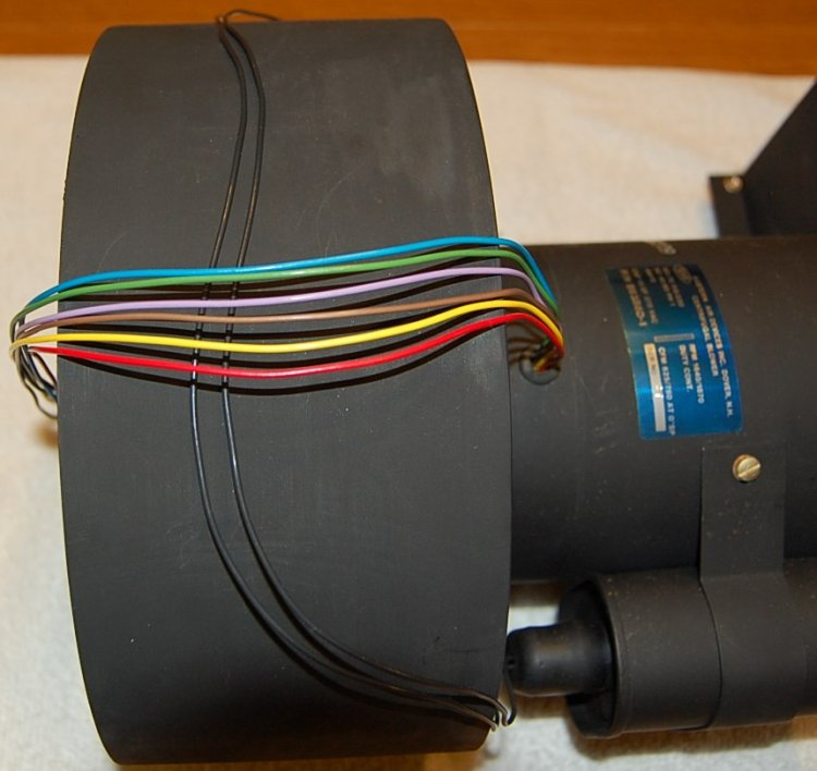 Help  Blower Motor Wiring - 6 Colors