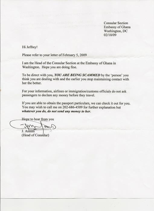 ghana declaration fee
