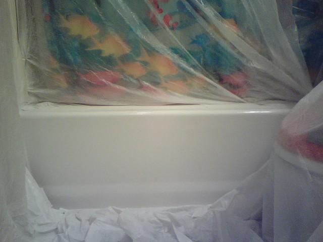 PAINTING FIBERGLASS BATHTUBS Bathroom Design