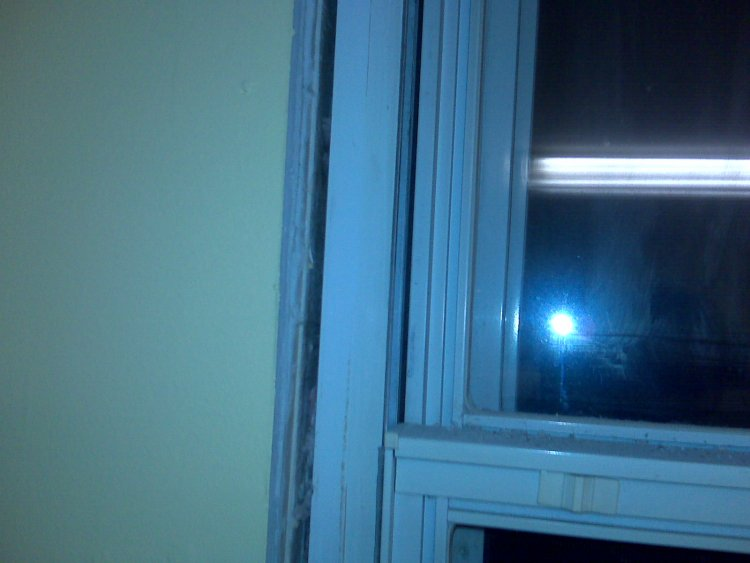 Drywall around window for Drywall around windows