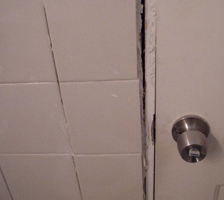 Bathroom Door Trim Molding For The Inside