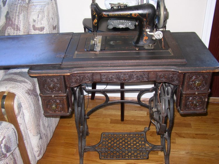 how much is my singer sewing machine worth