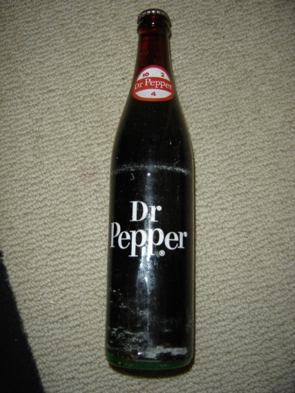 Old Dr Pepper Bottle Value of 7up and Dr. P...
