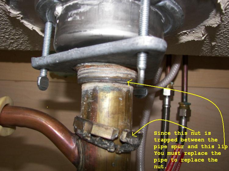 kitchen sink leak repair