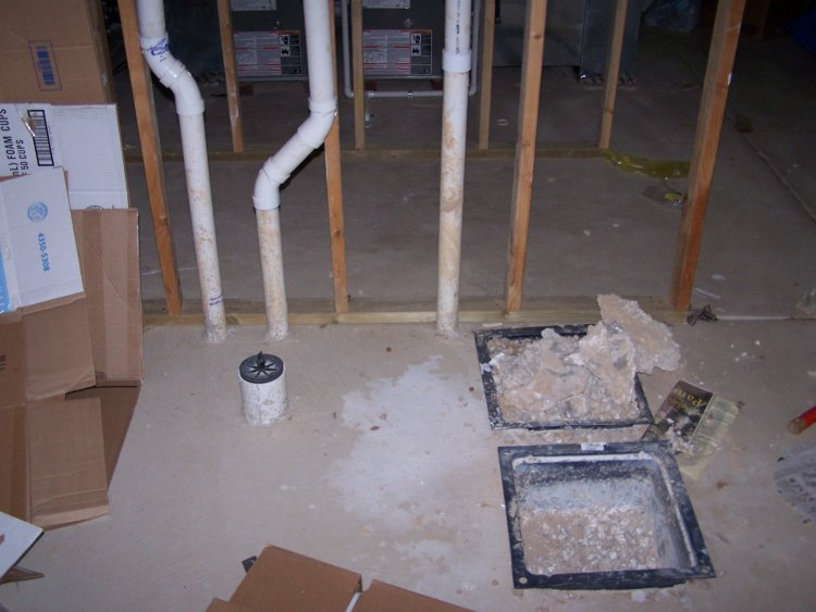 Basement Rough In Picture Images Frompo
