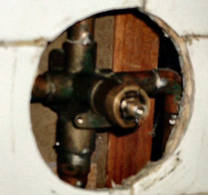 Delta Shower Valve Replacement How To Repair A 3 Handle